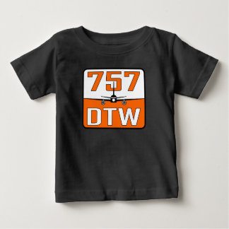 757 DTW Toddler T-Shirt