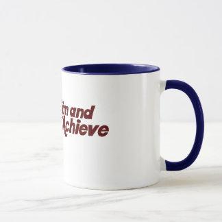 75: Aim and Achieve Mug