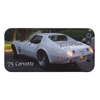 '75 Corvette Case Savvy iPhone 5/5S Case