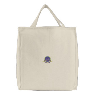 75th Anniversary Embroidered Bag