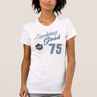 75th Birthday Looking Good T-Shirt