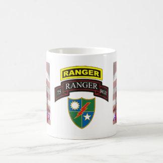 75th Infantry (Ranger) Classic White Coffee Mug