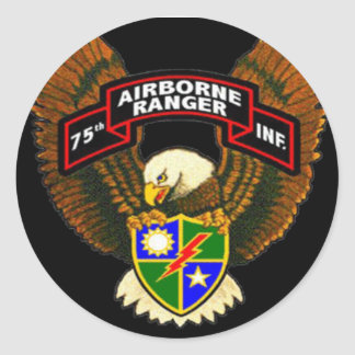 75th Infantry Ranger Regiment Bumper Sticker