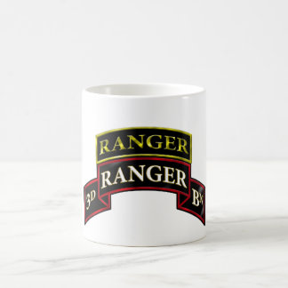 75th Ranger 3rd Battalion w/Tab Coffee Mug