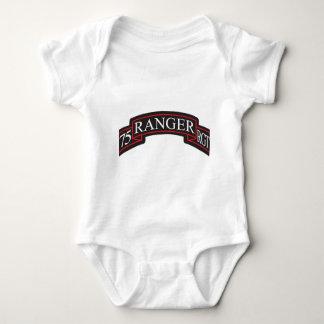 75th Ranger Regiment Scroll Baby Bodysuit
