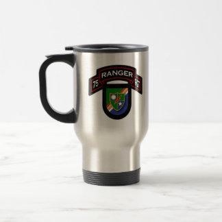 75th Ranger Rgt - scroll & flash Coffee Mug