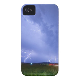 75th_woodland_lightning_thunderstorm_view.jpg iPhone 4 case