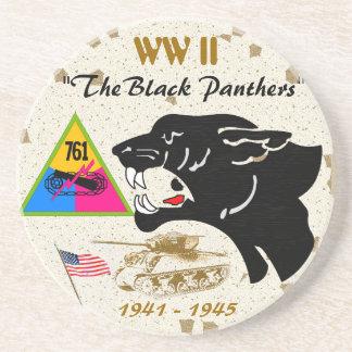 761st Tank Battalion Coaster