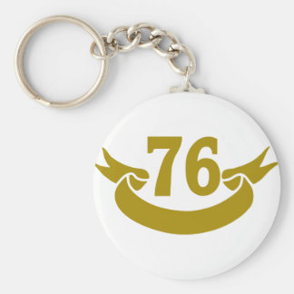 76-real-tape basic round button keychain