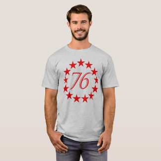 76 Thirteen Stars T-Shirt