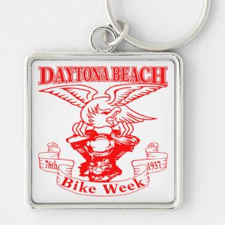 76th Daytona Beach Bike Week Eagle 1937r Keychain