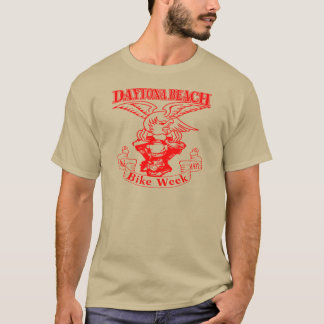76th Daytona Beach Bike Week Eagle 1937r T-Shirt