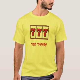 777 Las Vegas T-Shirt