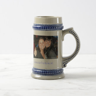 777, Somebody in North Carolina loves you:) Beer Stein