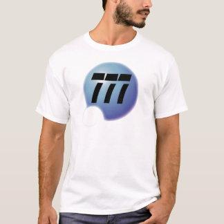777 sur bulle T-Shirt