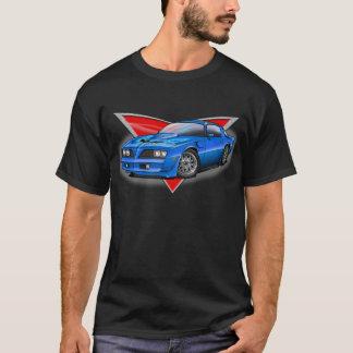 77-78 Blue Firebird TA T-Shirt