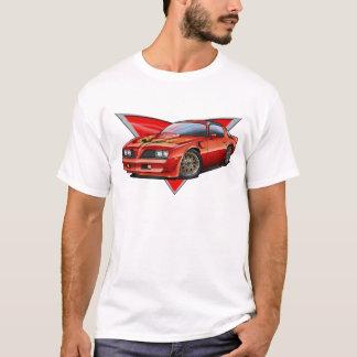 77-78 Red Firebird TA T-Shirt