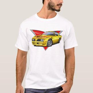 77-78 Yellow Firebird TA T-Shirt