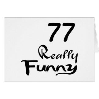 77 Really Funny Birthday Designs Card