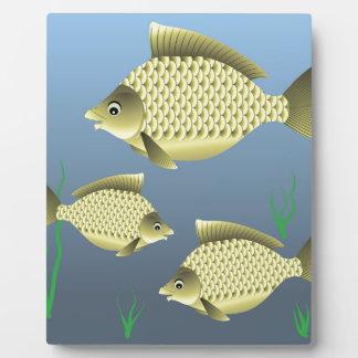 77Fish_rasterized Plaque
