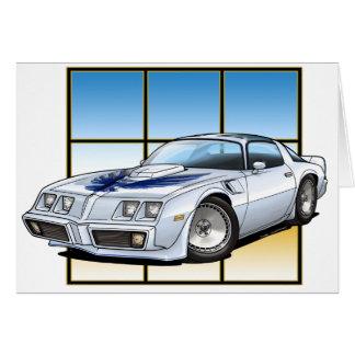 78-81 Trans Am Card