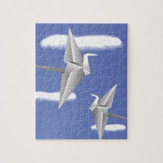 78Paper Birds _rasterized Jigsaw Puzzle