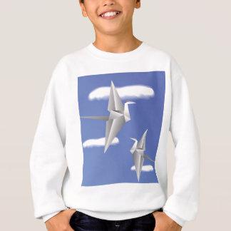 78Paper Birds _rasterized Sweatshirt