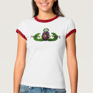 797th EOD WIFE Tshirts