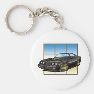 79-81 SE Bandit TA Keychain