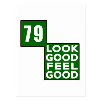 79 Look Good Feel Good Postcards