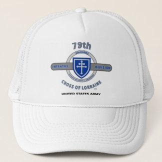 "79th Infantry Division ""Cross of Lorraine"" Cap"