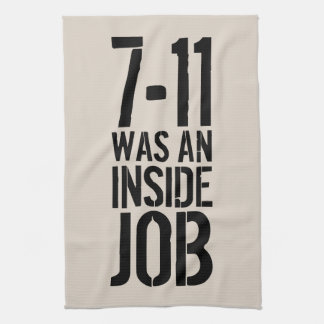 7-11 Inside Job Kitchen Towel