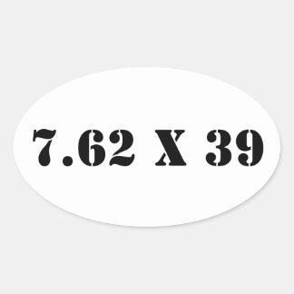 7.62x39 ammo can sticker
