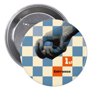 7.6cm Can batch [Russian Avant-gardee] 3 Inch Round Button