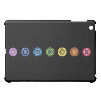 7 Chakras iPad Mini Case
