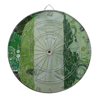 7 Dimensions in One Place Dartboard