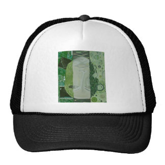 7 Dimensions in One Place Trucker Hat