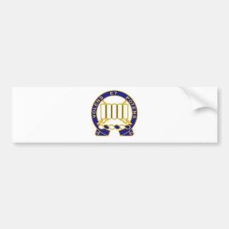 7 Infantry Regiment Bumper Sticker