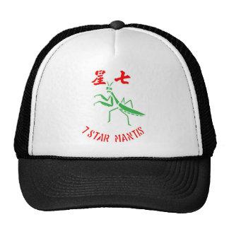 7 Star Mantis Cap Trucker Hat