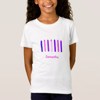 7 Year Old Girls T-Shirt