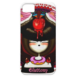 7Sins - Gluttony iPhone 5 Cases