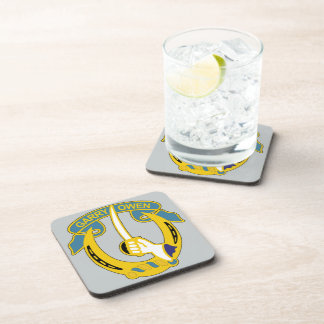 7th Cavalry Regiment - Garry Owen Coaster