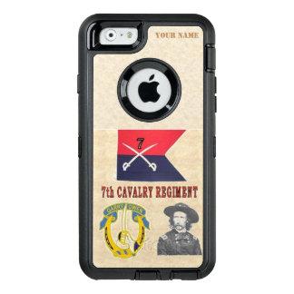 7th CAVALRY REGIMENT OtterBox iPhone 6/6s Case