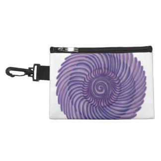 7th Chakra Art: #1 Accessory Bag