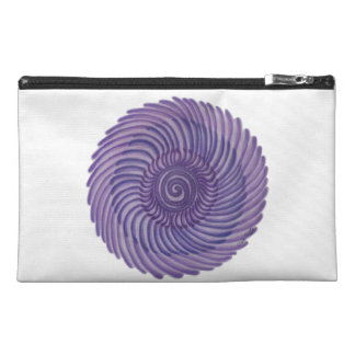 7th Chakra Art: #1 Travel Accessories Bag