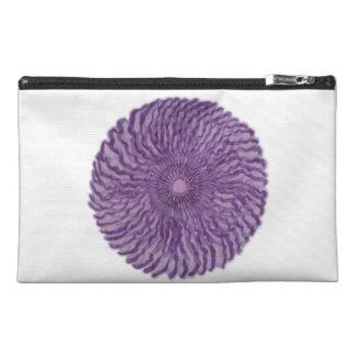 7th Chakra Art - #2 Travel Accessory Bags