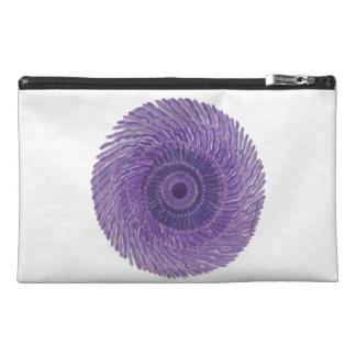 7th Chakra Art - 3 Travel Accessories Bags