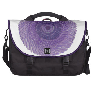 7th Chakra Art - #3 Bag For Laptop