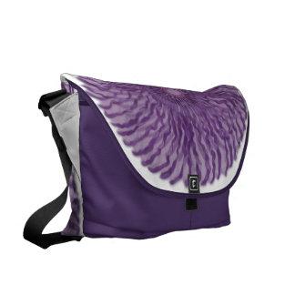 7th Chakra Healing Art - #2 Messenger Bags