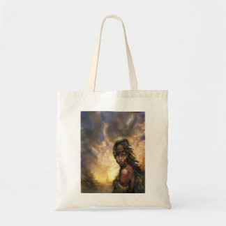 7th Child Tote Tote Bags